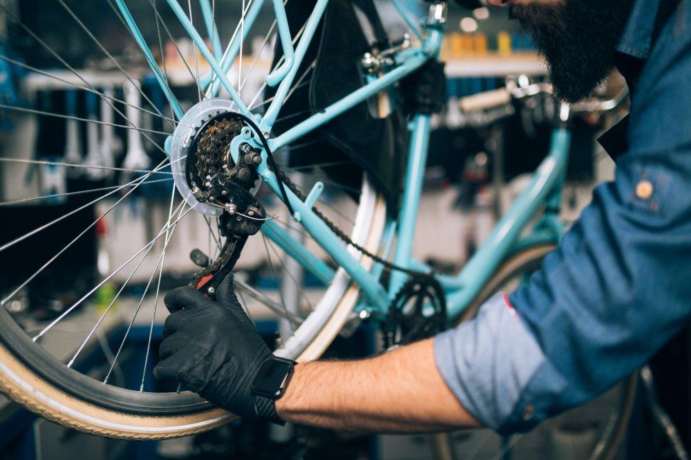 Reparaturservice E-Bike, Fahrrad, Reparatur, Fahrradreparatur, Werkstatt