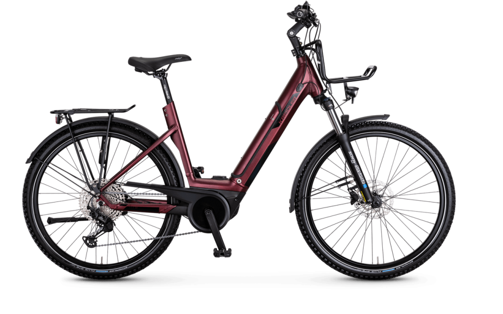 Kreidler Vitality Eco 10 Cross Bosch Performance CX 500Wh 12-Gang E-Bike Pedelec SUV