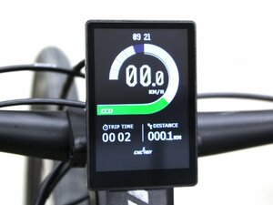 BMZ Display DS103 3,5  TFT + Remote E-Bike
