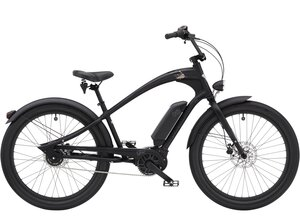 Electra Ace of Spades Go! 26  wheel Matte Black